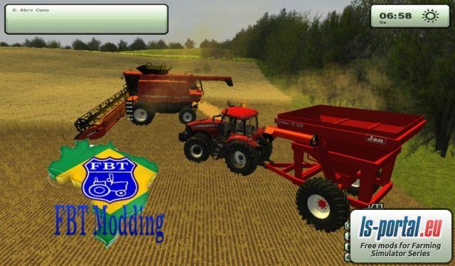 JAN TANKER 10.500 - LS2013 Mod | Mod for Farming Simulator 2013 | LS Portal