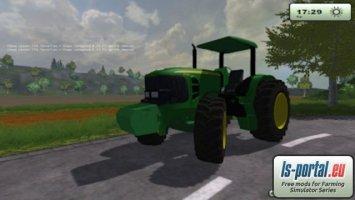 John Deere 6165J v2