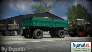 Kamaz trailer LS2013