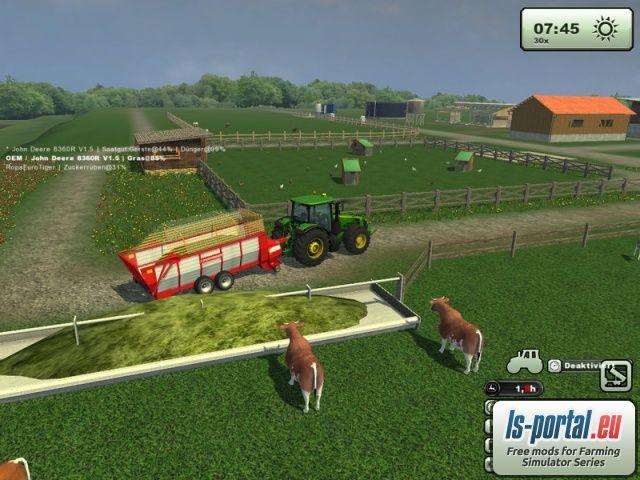 Categories: Farming Simulator 2013 › Maps and Buildings › Maps