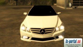 Mercedes Benz E Klasse Coupe