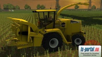 New Holland FX40 LS2013