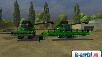 New Holland CR9090 Elevation v2 Multifruit