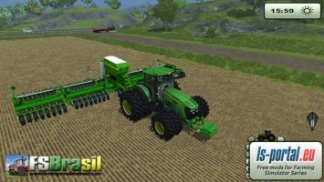 John Deere Multi seeder 18L