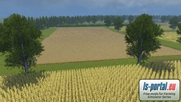 POLAND MAP v2 LS2013
