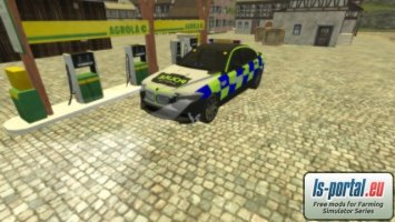 Police BMW series 5 Intercept team ls2013