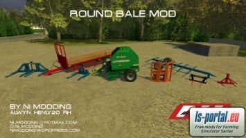 Round Bale Mod