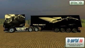 Scania Longline CoD