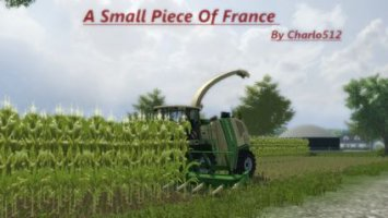 A Small Piece of France v2