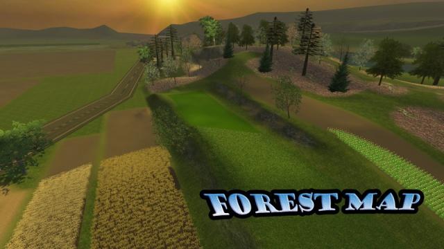 Forest mod pack v4
