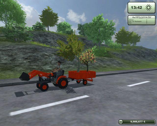 Kubota Mini Tractor LS2013
