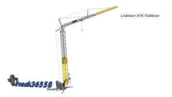 Liebherr 81K crane