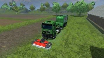MAN TGS 18 480 Agrar