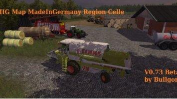 MIG Map MadeInGermany Region Celle v0.73 beta
