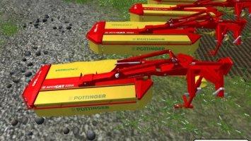Pöttinger NovaCAT-Pack v2.1