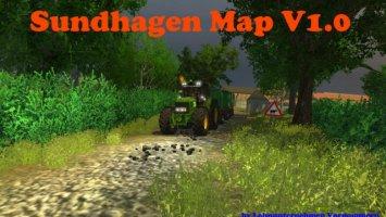 Sundhagen Map