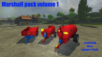 Marshall Pack volume 1