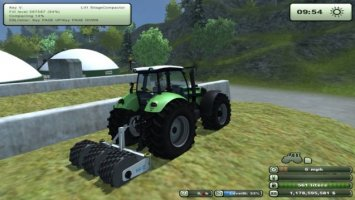 Stehr Silage Compactor v1.1