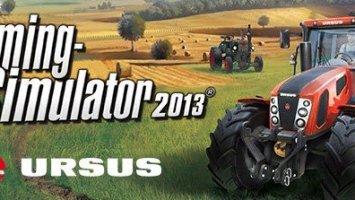 Farming Simulator 2013 Ursus Addon LS2013