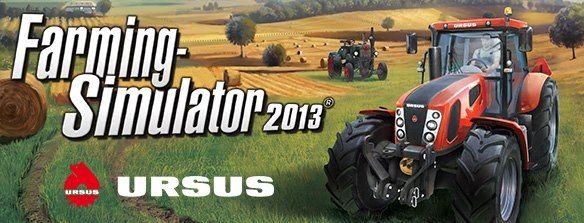 Farming Simulator 2013 Ursus Addon