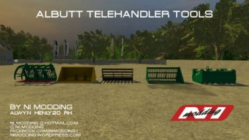 Albutt Telehandler Attachments ls2013