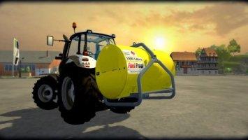 Diesel Tank FulProof