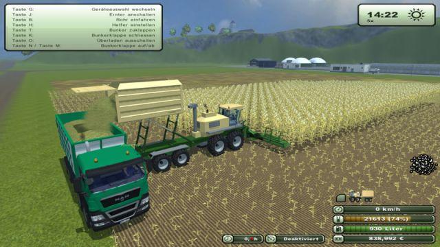 Freidl Shuttle v2.1 Mod for Farming Simulator 2013