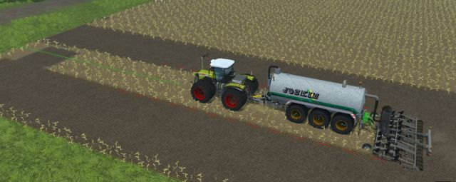 GPS Mod Mod for Farming Simulator 2013