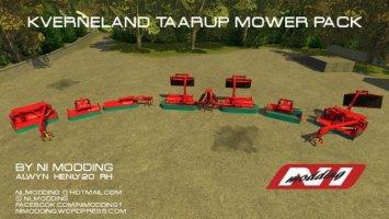 Kverneland Taarup Mower Pack