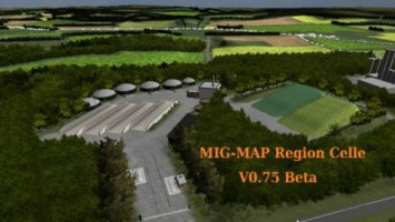 MIG Map MadeInGermany Region Celle v0.75 Beta