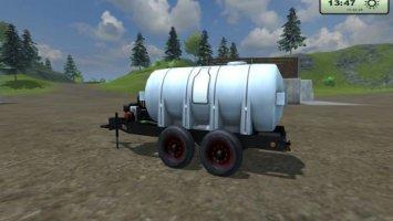 Milk tank v2