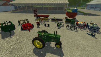 Small Farming Pack