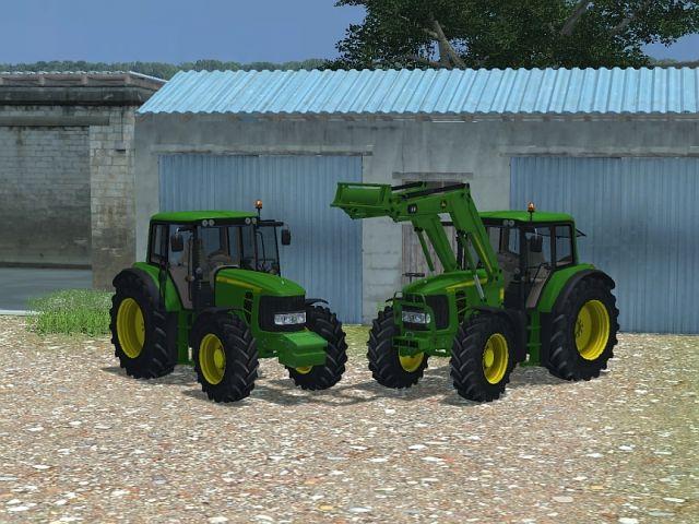 John Deere Farming Simulator 2013 Mods