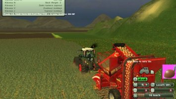 Grimme Rootster 604 MF Pack ls2013