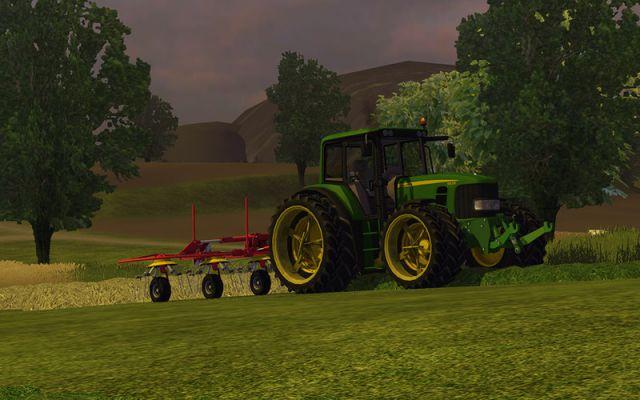 John Deere 6630 Premium Fl Mod For Farming Simulator 2013 | Car Interior Design