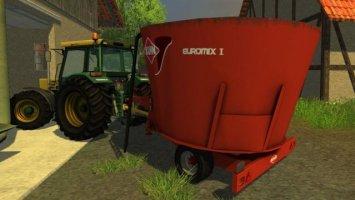 Kuhn EuroMix I 870L