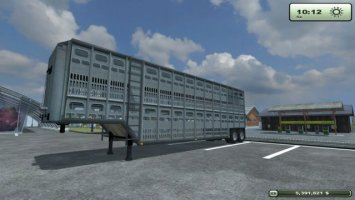 Livestock Trailer v3 LS2013
