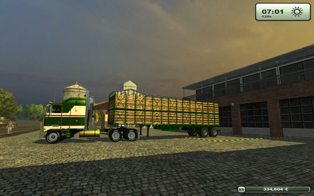 Livestock Trailer for pigs LS2013