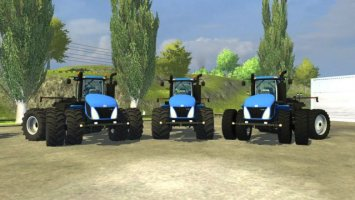 New Holland T9 v2 LS2013