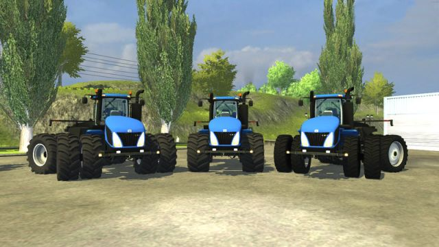 New Holland T9 v2