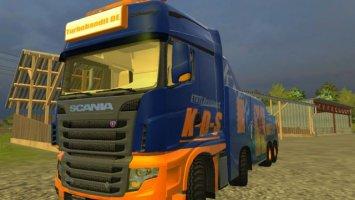 Scania R700 Evo