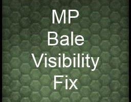 MP Bale/Pallet visibility Fix