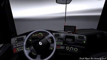 Renault Magnum Interior & GPS Mod ets2