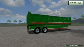 Agroliner B Double Road Train