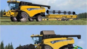 New Holland CX8090 ls2013