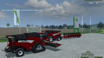 Case 9120 Axial Flow v1.2 Multifruit