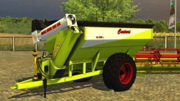 Cestari 19000L Claas Version