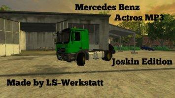 Mercedes MP3 Joskin Edition