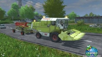 Claas Domintator 106 Pack