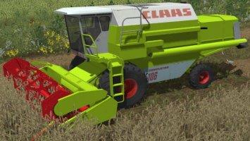 Claas Dominator 106 v2